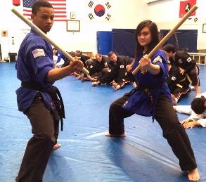 Hapmudo Martial Arts brand image